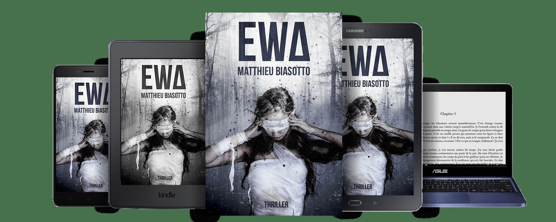 Ewa - sortie le 5 mars.